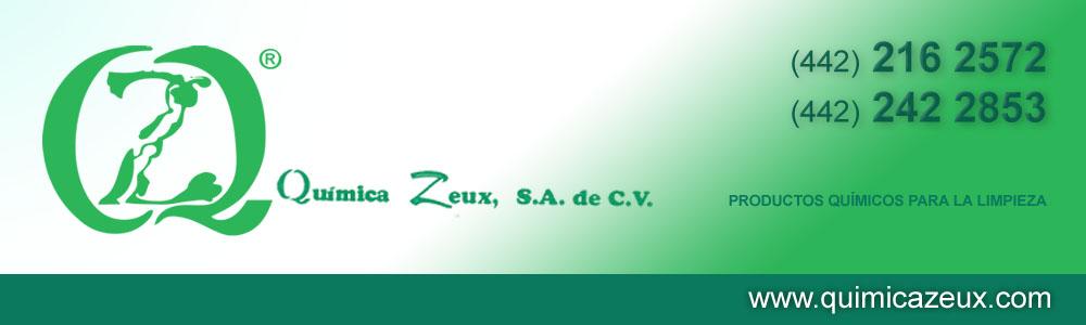 QUIMICA ZEUX S.A. DE C.V