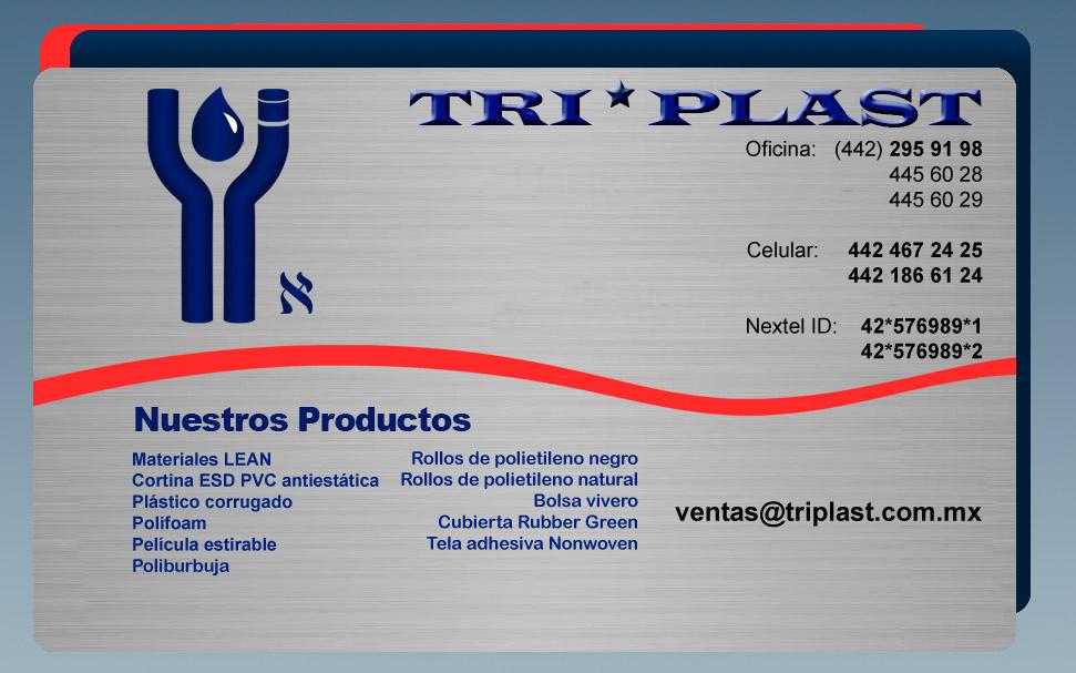 Triplast plasticos derivados plastico queretaro for Viveros en queretaro